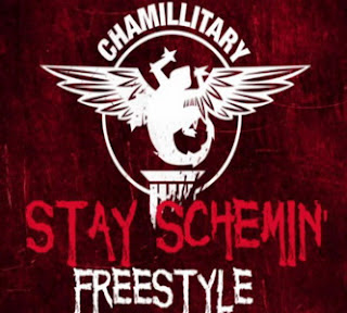 Chamillionaire - Stay Schemin Freestyle