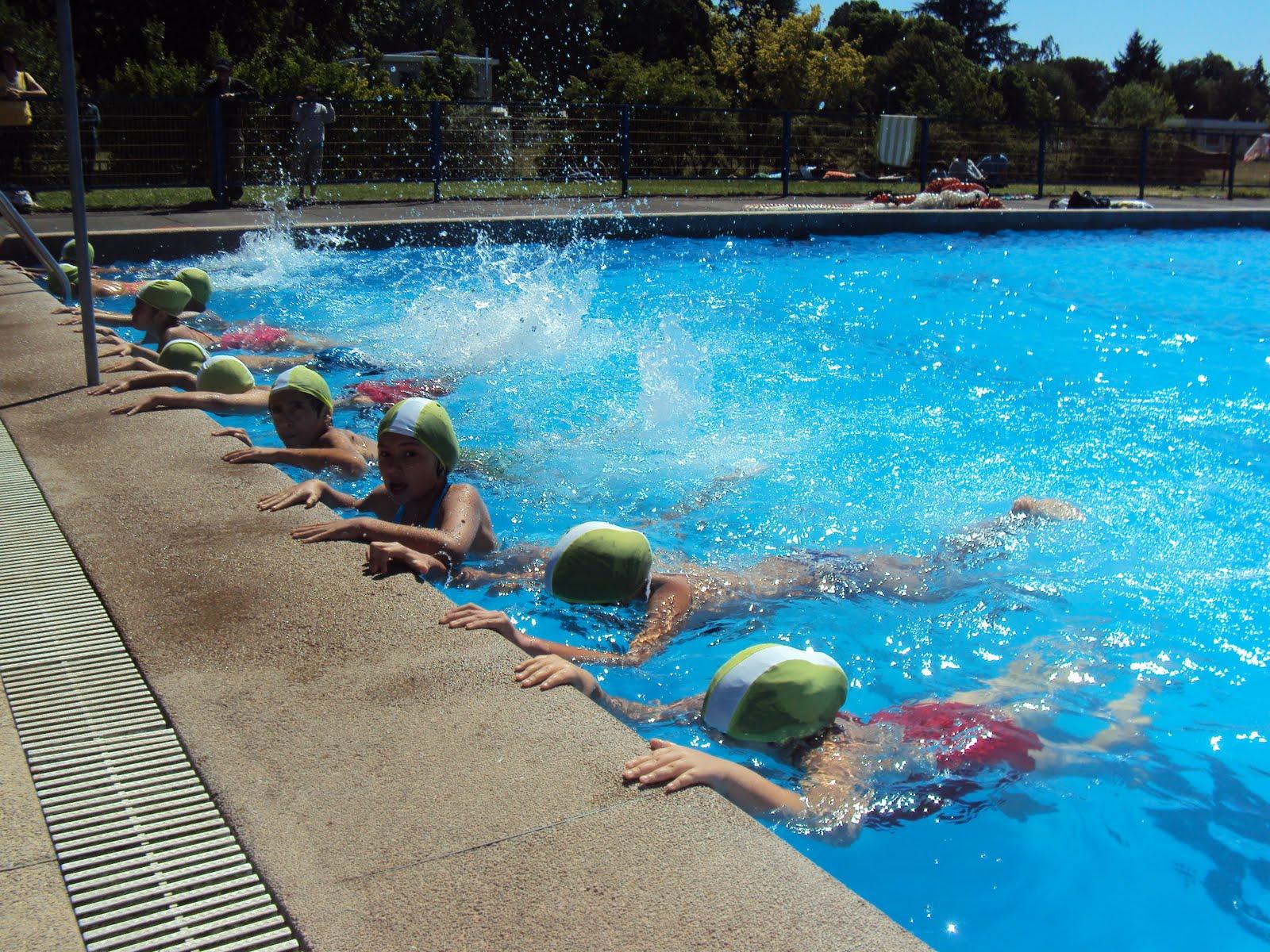 Solo ideas abril 2011 for En la piscina