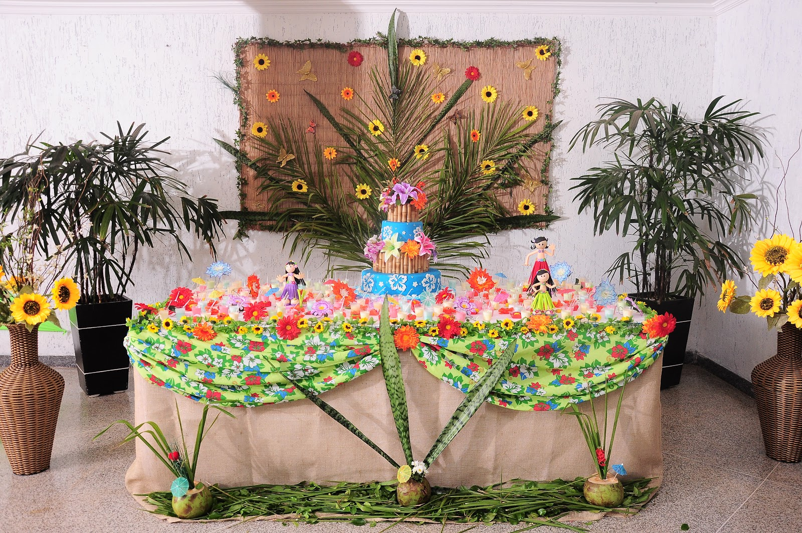 TendiTudo Festa havaiana # Decoracao De Havaiana