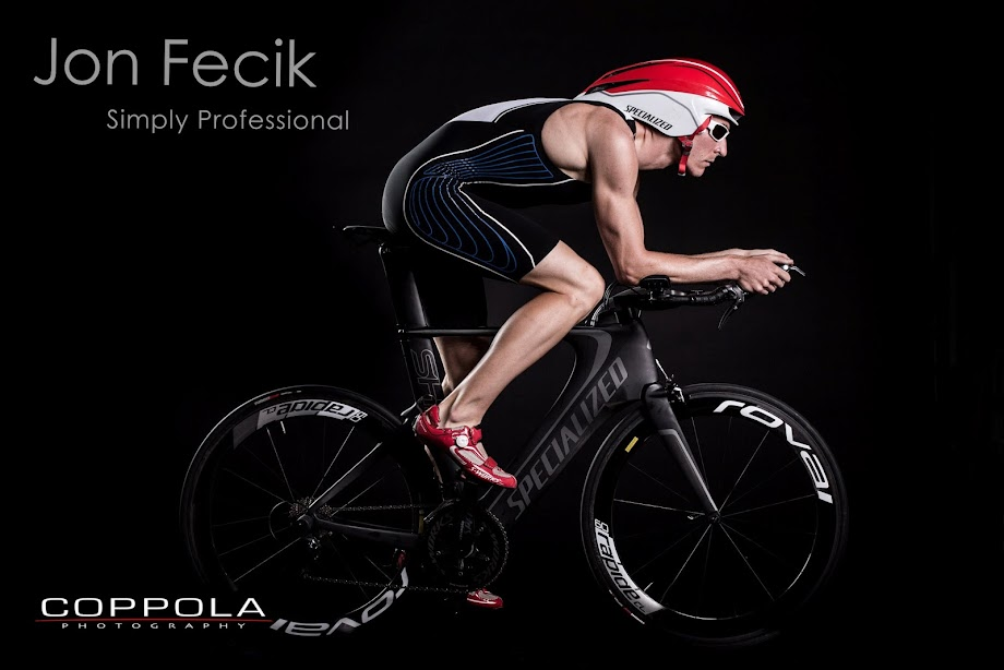 Jon Fecik, Triathlete
