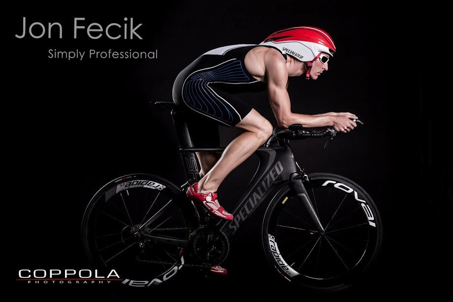 Jon Fecik, Triathlete