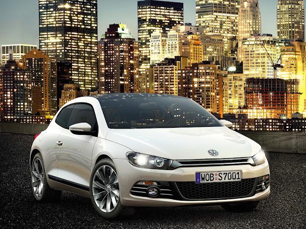 Volkswagen Scirocco deportivo mas vendido en España en 2013