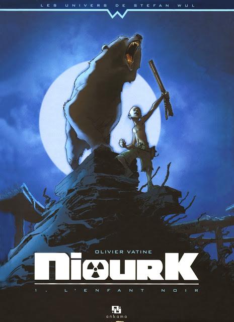 NiourK  Alpha - Olivier Vatine (Série finie)