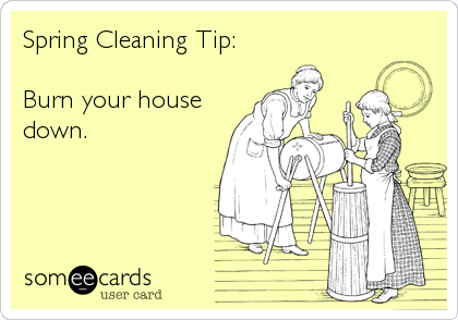 Spring Cleaning Quotes Entrancing Get Organized  Spring Cleaning  Not Entirely Perfect