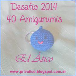 40  Amigurumies