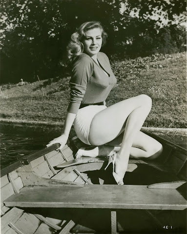 Anita Ekberg