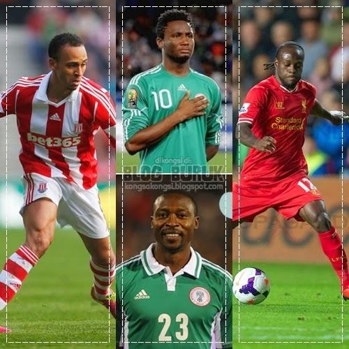 23 pemain rasmi pasukan kumpulan F