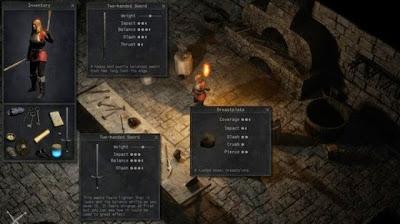 Exanima gameplay video game