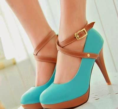 style sepatu haihil cantik untuk wanita