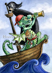 QS pirate dragon