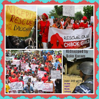 Save the Girls of Nigeria - A Cry out for the girls and their families