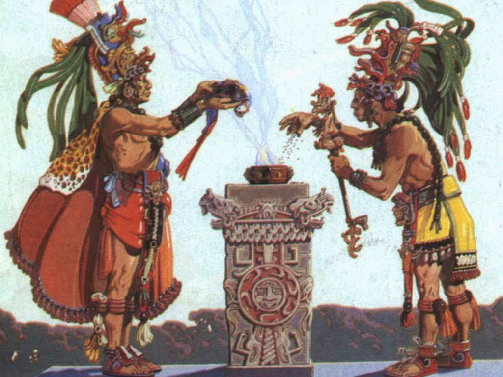the mayan religion The mayan priest-astronomers the mayan practice of astronomy was relegated to the ilhuica tlamatilizmatini, or wise man who studies heaventhese priest-astronomers had a great amount of power, given the fact that they could essentially 'predict' the future.
