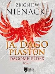 Ja, Dago Piastun - okładka