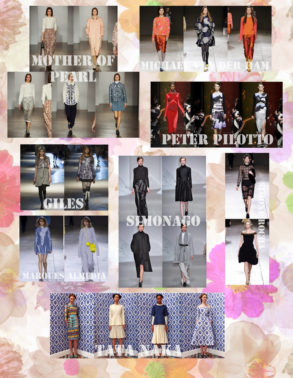 STYLE OF THE WEEK : LFW CONT.
