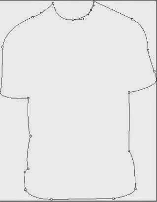 Tutorial Cara Membuat Desain Baju Distro Sendiri Dengan Photoshop