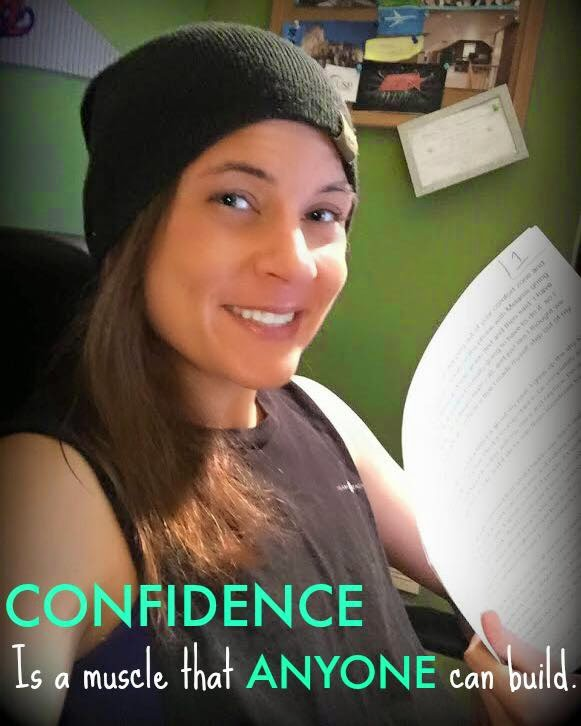 confidence quotes, Jaime MEssina, confidence, learning confidence, build confidence