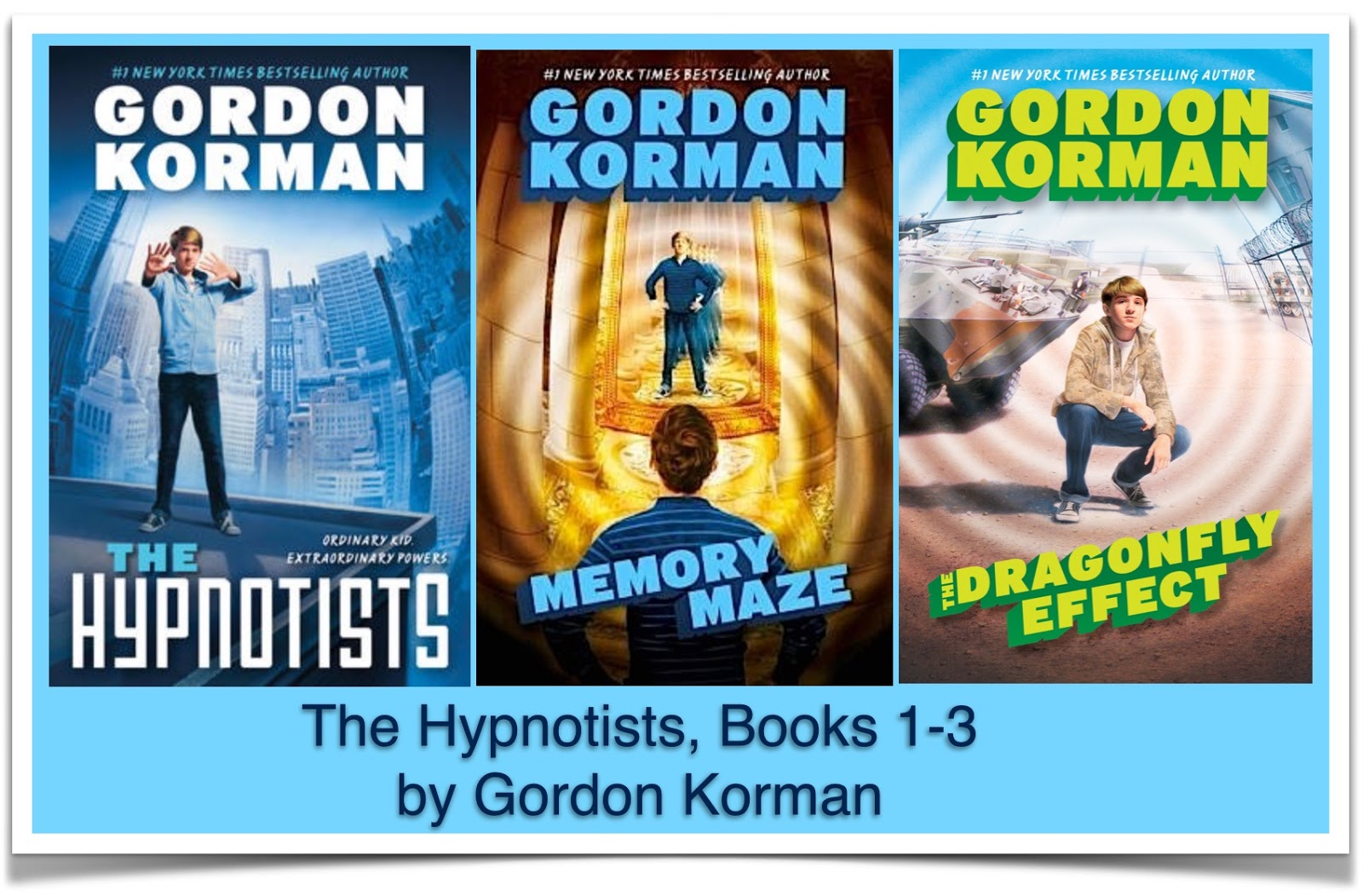 SERIES « Gordon Korman