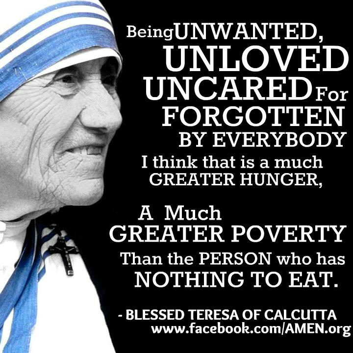 Quotes Mother Teresa