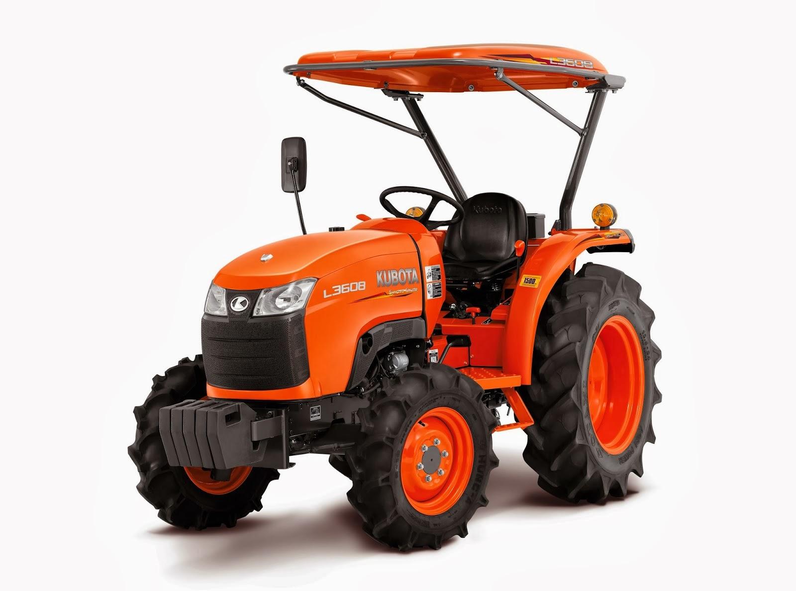 Traktor Kubota Memiliki Ketangguhan yang Ideal dan Efisiensi ...