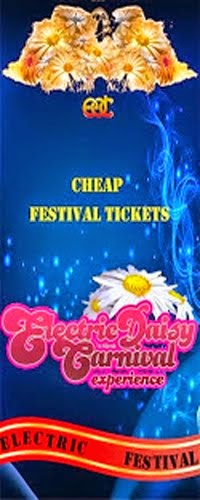 Cheap Festival Ticket's