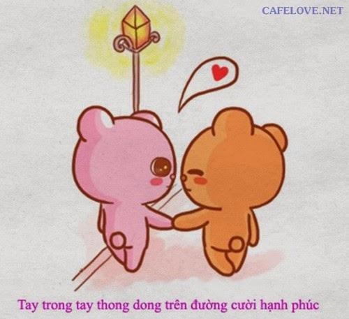 Tranh vui tình yêu: Những hành động khiến Nàng hạnh phúc - Hình 4