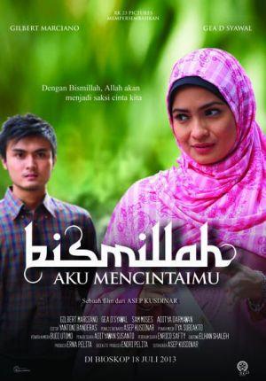 Film Bismillah Aku Mencintaimu 2013 (Bioskop)