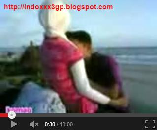 ABG Mesum Di Pantai