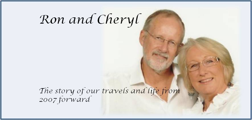 Ron Stalenberg and Cheryl Malloy