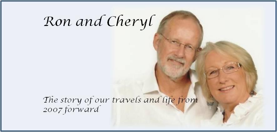 Ron Stalenberg and Cheryl Malloy