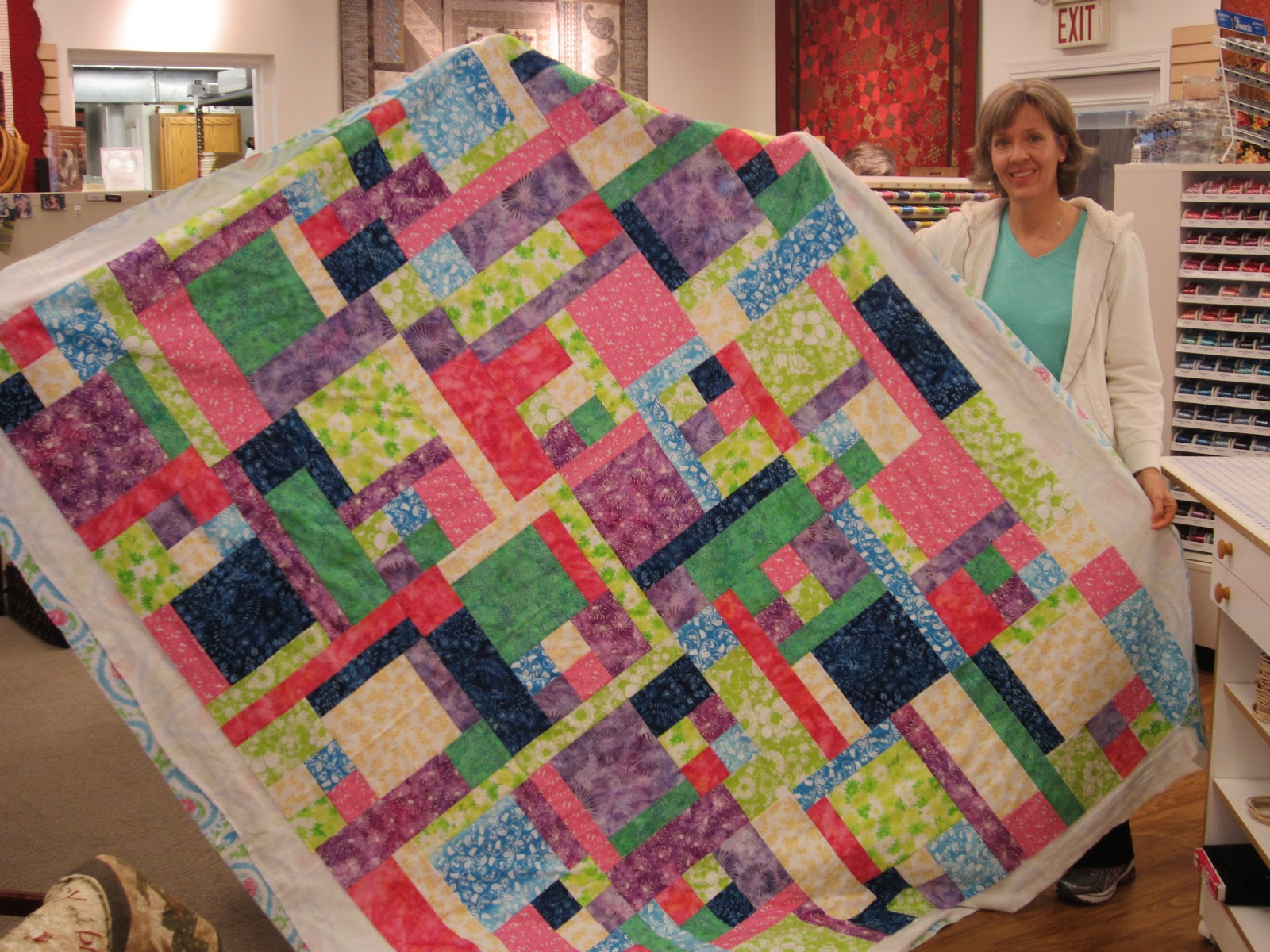 Wilsons, Your Favorite Quilt Shop: Turning Twenty Again! : turning twenty again quilt pattern - Adamdwight.com