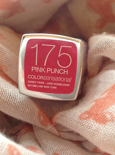 Maybelline Color Sensational #175 Pink Punch