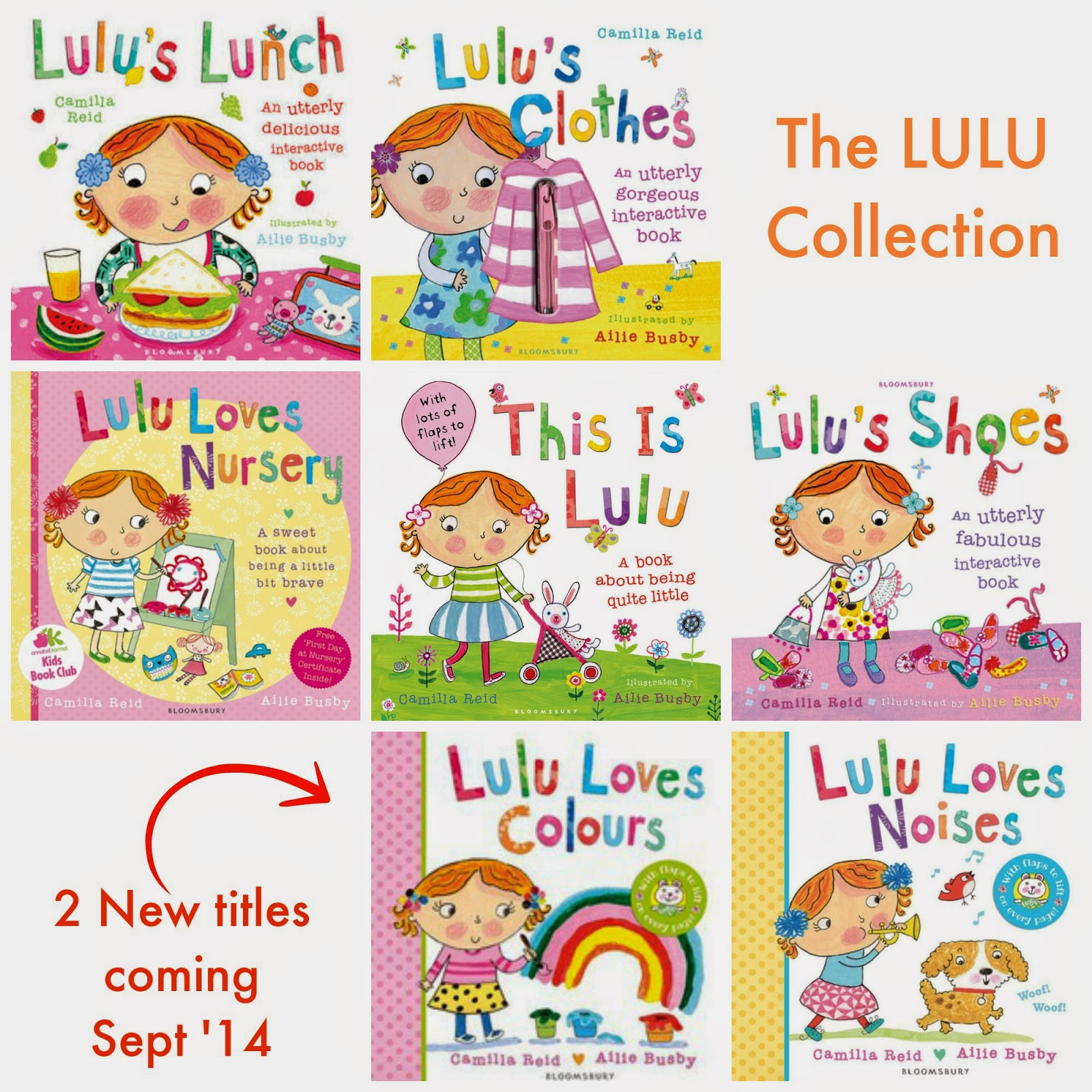 Have you and your little one met Lulu yet? | Lulu | Lulu Books | Camillia Reid | nosy Crow | campbell books | mamasVIb | Bloomsbury books | author | sunday night book club | books | nursery books | classic book for kids | potty training book | potty | books for potty training for toddlers | toddlers | books | mamas Vib