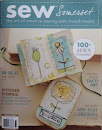 Published in Sew Somerset
