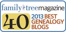 2013 Blog Award