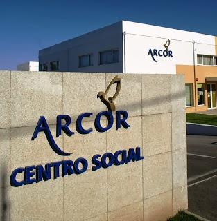 ARCOR COMEMORA 35 ANOS