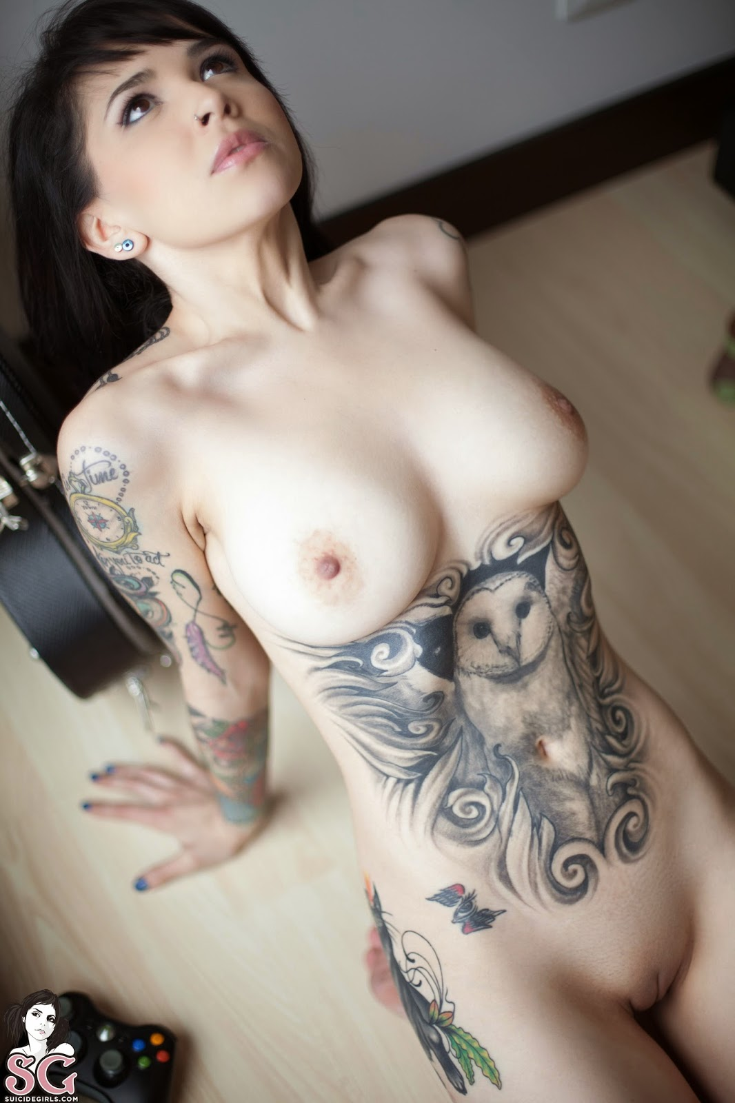 emo girls naked pussy tattoos