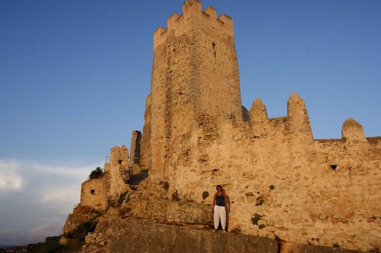 Castillo de Xivent (Castellón)