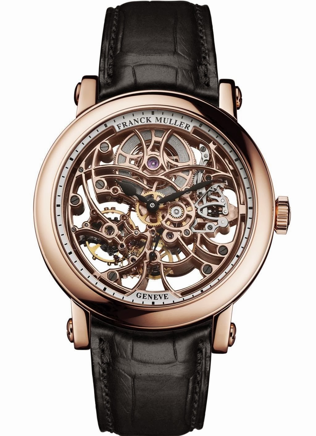 Franck Muller 7 Days Power Reserve Skeleton replica