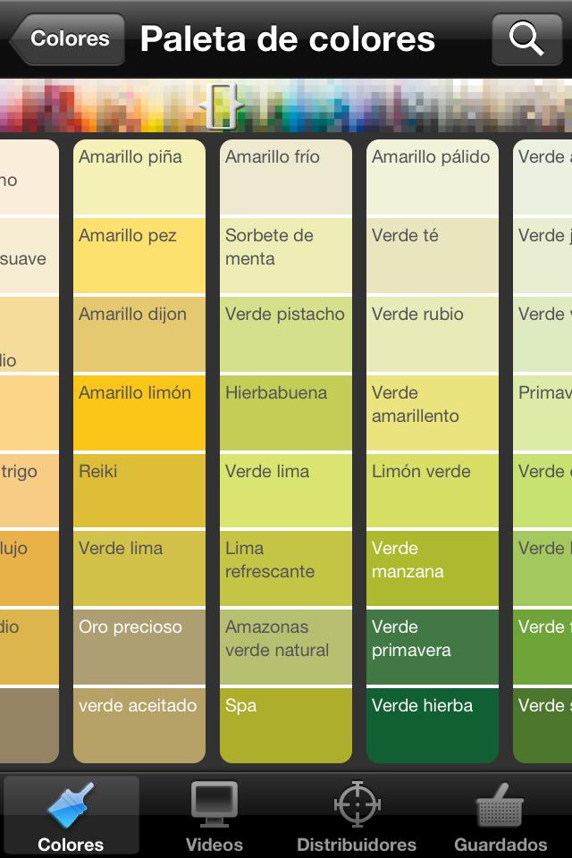 Decor me bruguer let 39 s colour studio la aplicaci n de - Bruguer carta de colores ...