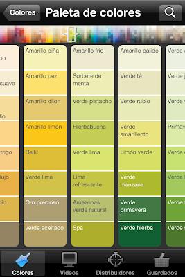 Decor me bruguer let 39 s colour studio la aplicaci n de - Paleta colores bruguer ...