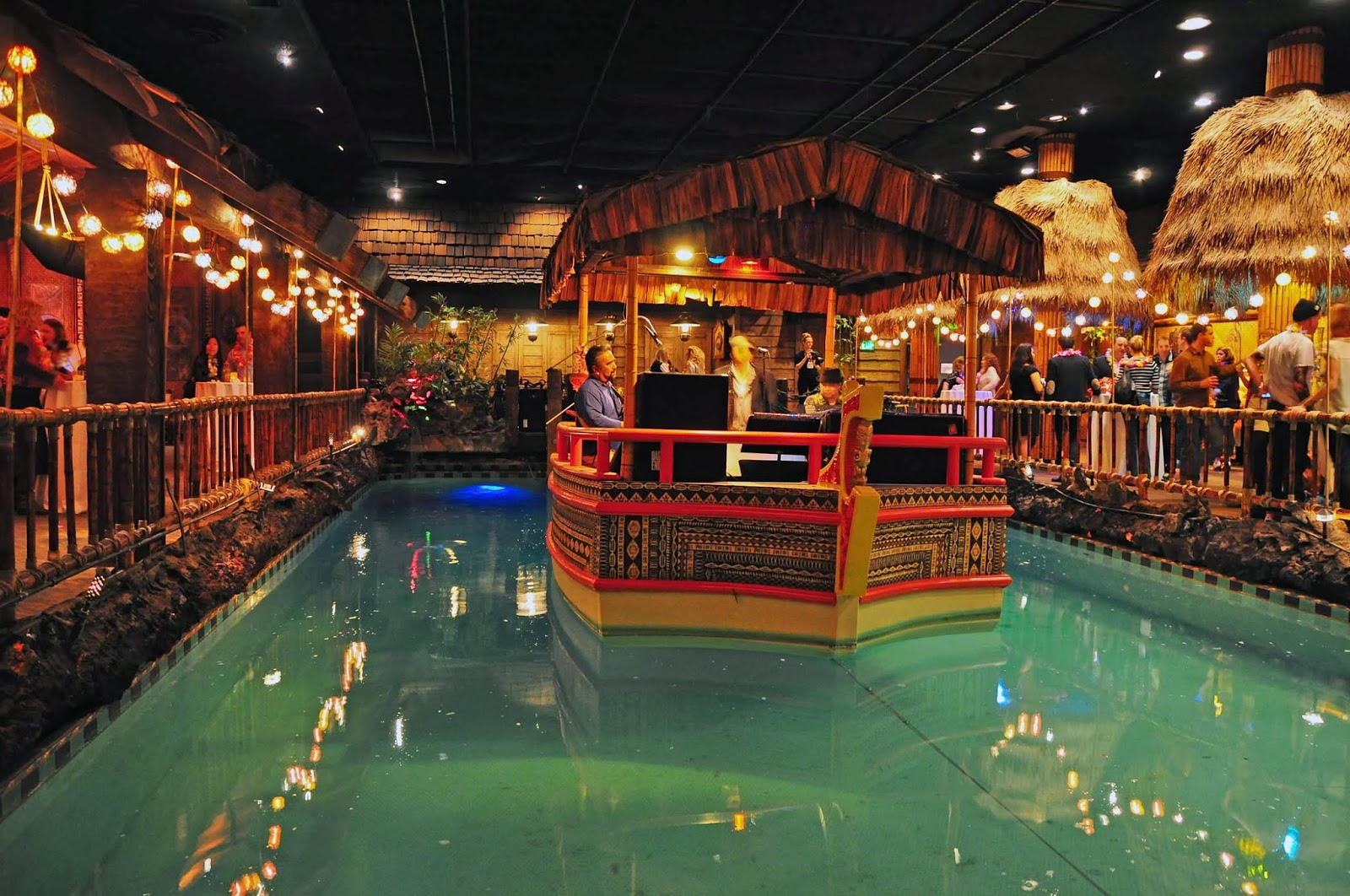 Historic Tonga Room at The Fairmont San Francisco Celebrates Tonga ...