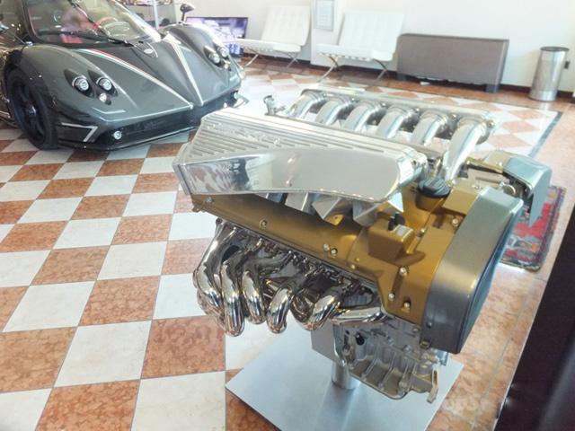 motors e 2013 Pagani Zonda 764 Passione