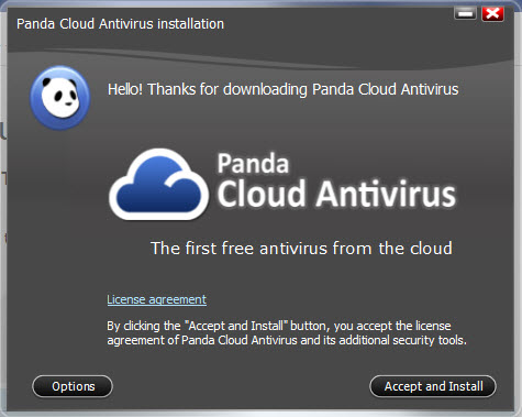 Giveaways] Panda cloud Antivirus PRO edition- 6 months