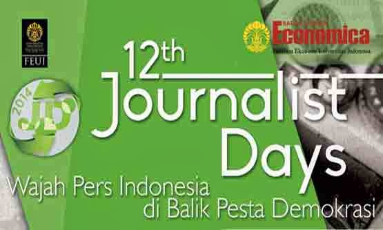 12 th Journalist Days 2014
