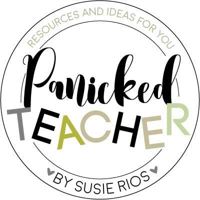 Panicked Teacher's Blog