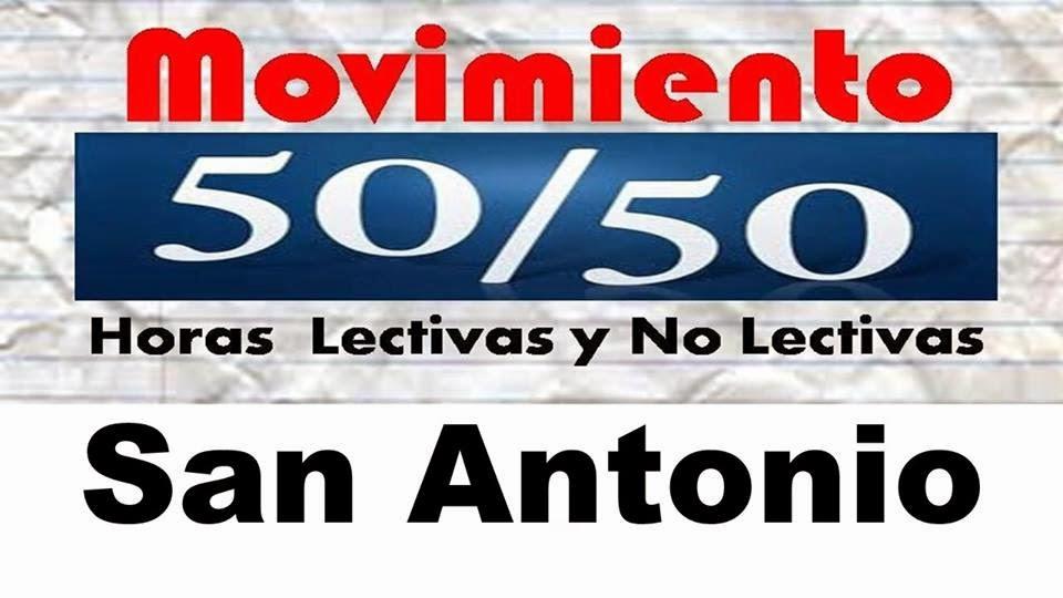 Movimiento 50/50 San Antonio