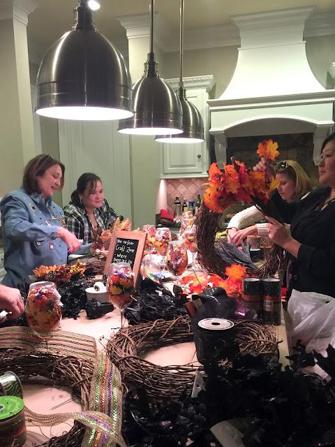 Halloween Craft Party