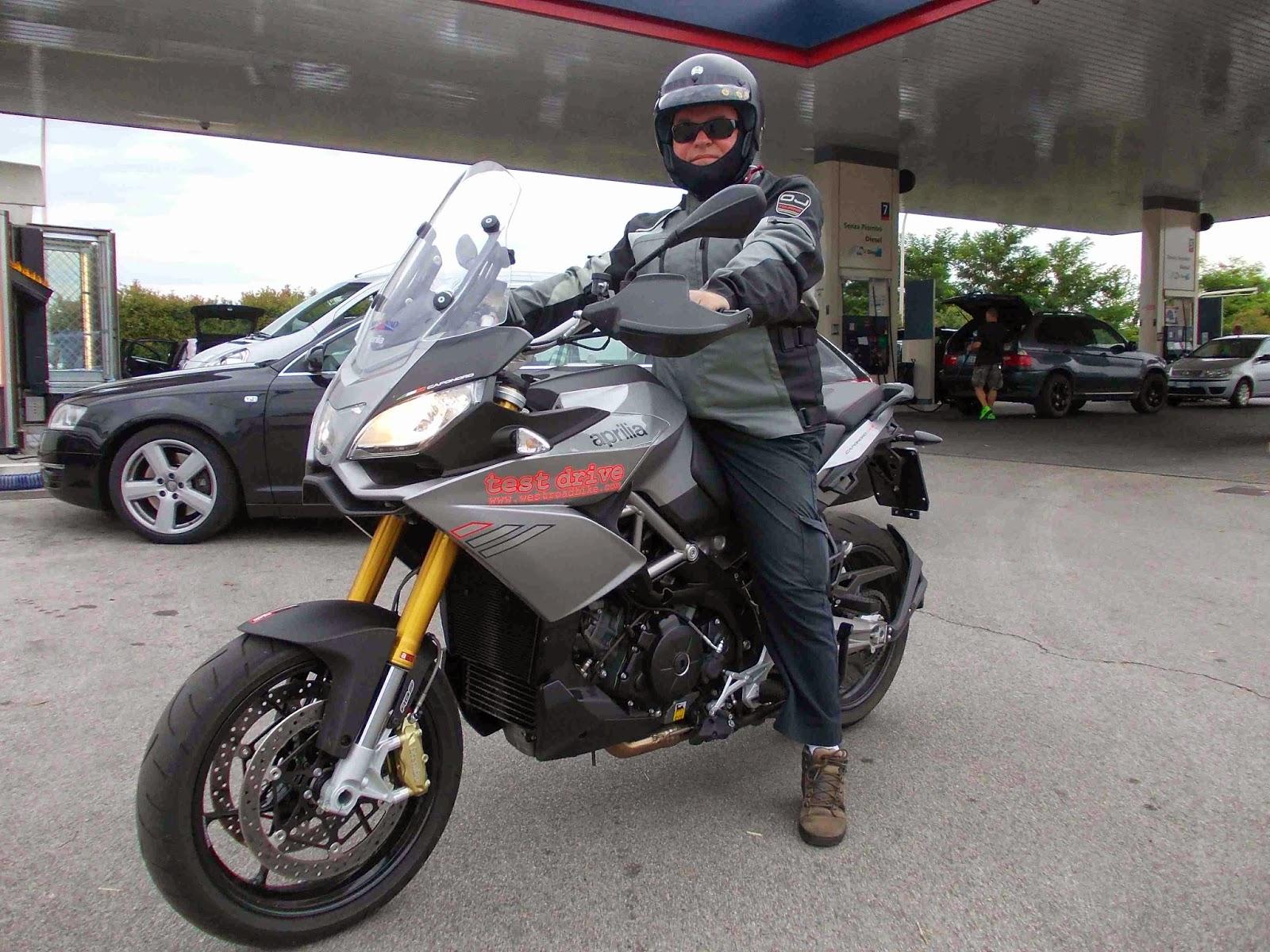 le più belle moto italiane aprilia capo nord