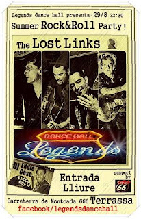 The Lost Links