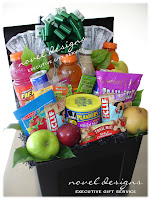 Accountant Gift Basket